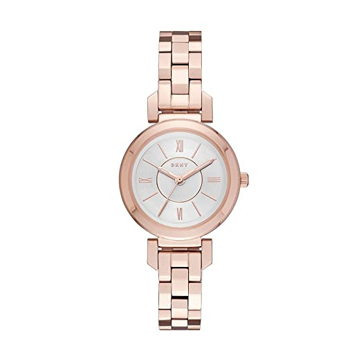 8e11d361817 DKNY Women s Analogue Quartz Watch with Stainless Steel Strap NY2592  DKNY   Amazon.co.uk  Watches