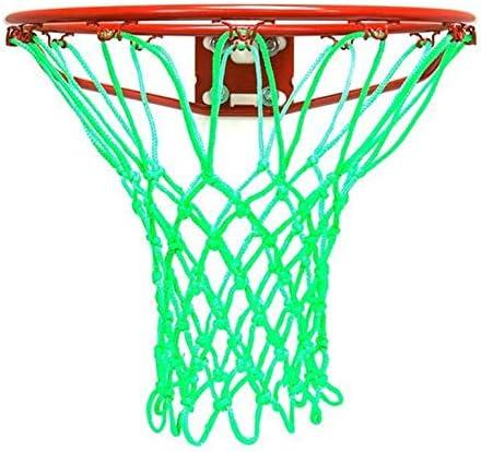 Amazon.com: Amandai - Red de baloncesto luminosa para ...