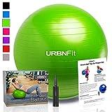 Exercise Ball (Multiple Sizes) for Fitness, Stability, Balance & Yoga...