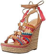 Schutz Women's Mella Espadrille Wedge Sandal
