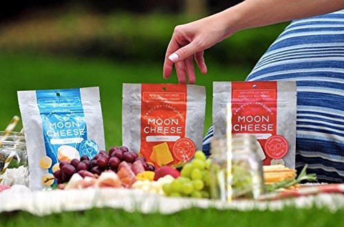 Moon Cheese 2 OZ, Pack of Three, Pepper Jack, 100% Cheese and Gluten Free by Moon Cheese (Image #7)