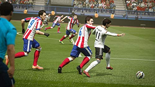 FIFA 16 DELUXE EEDITION【限定版特典】:Ultimate Team:40プレミアムゴールドパック ダウンロードコード、メッシ FUT 5試合レンタル ダウンロードコード、ゴールセレブレーション 2種 ダウンロードコード同梱 - XboxOne