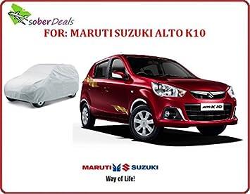 Original Maruti Suzuki Alto K10 Car Body Cover At Best Price