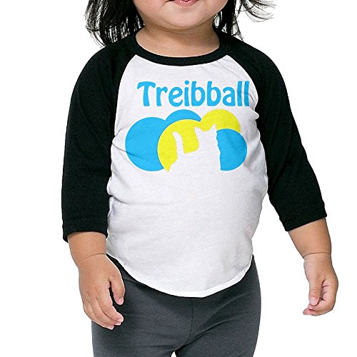 Toothbrush Adult Unisex Costumes (Treibball Kid's Sleeve Raglan Clothes Unisex 5-6 Toddler Stylish)