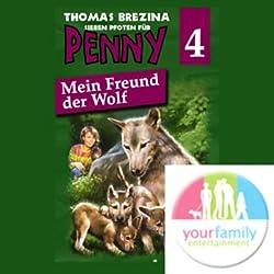 Mein Freund der Wolf (Sieben Pfoten für Penny 4)