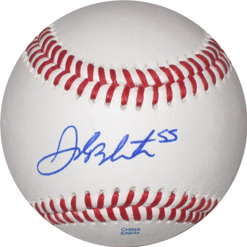 Joe Blanton, Los Angeles Angels of Anaheim, La Angles, Oakland Athletics, Los Angeles Dodgers, Philadelphia Phillies, Signed, Autographed, Baseball, a Coa and Proof Photo of Joe Signing Will Be Included