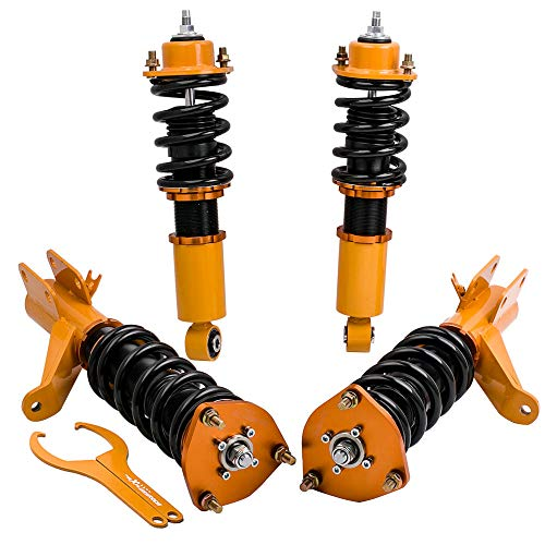 Performance Coilovers for Honda Civic EM2 2001 2002 2003 2004 2005 Suspension Coil Spring Shock Strut Adjustable Height