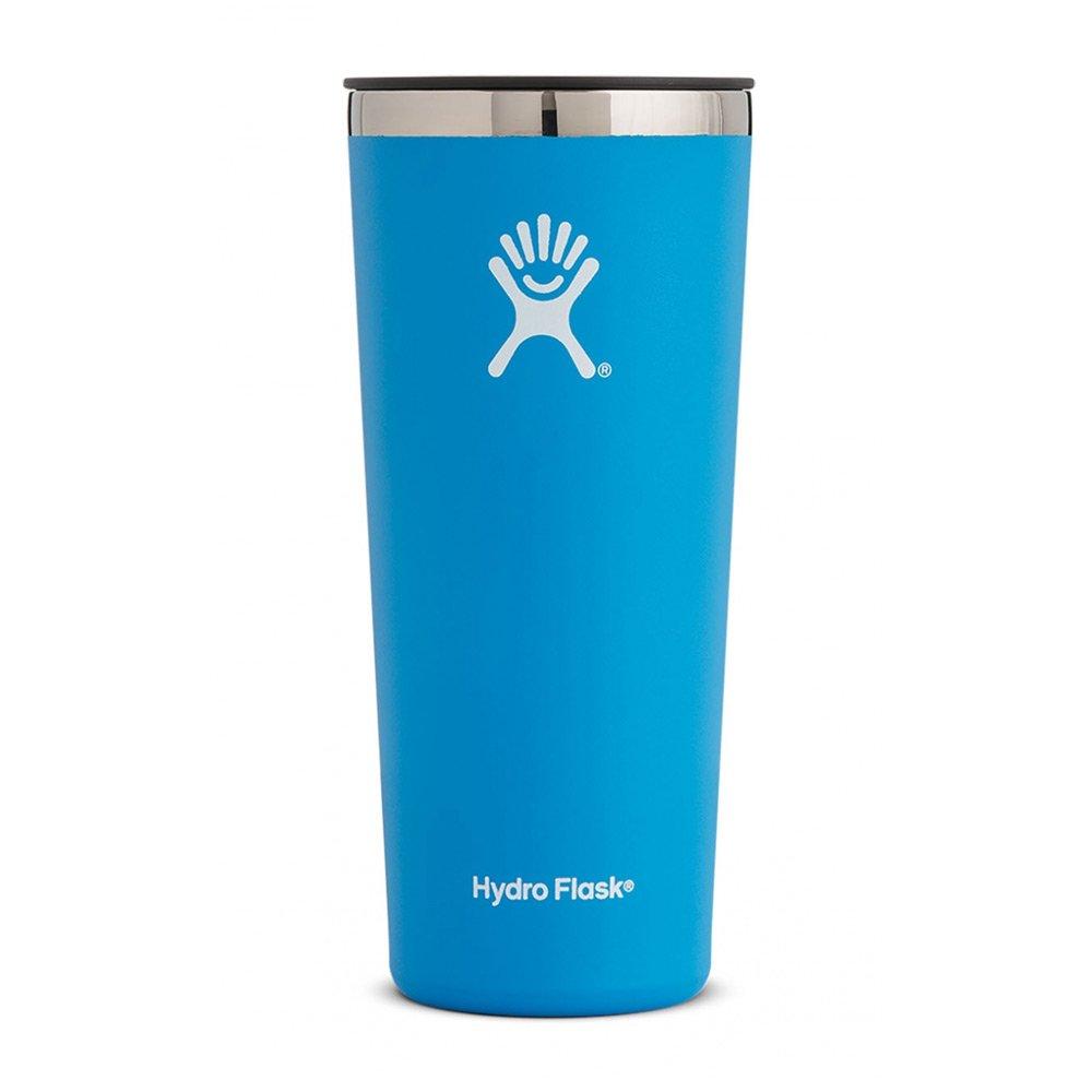 Hydro Flask二重壁真空断熱ステンレススチールトラベルタンブラーカップwith BPAフリーpress-in蓋 B01MUBR6YD 32オンス|パシフィック(Pacific) パシフィック(Pacific) 32オンス