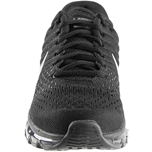 Sport Femme Nike De black 001 2017 Wmns Noir Max Chaussures anthracite Air white Tn0YTFH