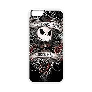 iphone6 4.7 inch Phone case White The Nightmare Before Christmas TRPP4515625