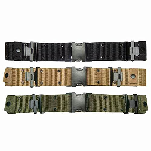 Style Nylon Pistol Belt - Condor G.I. Style Nylon Pistol Belt - Black