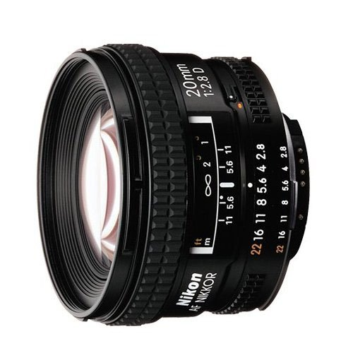 0mm f/2.8D Fixed Zoom Lens with Auto Focus for Nikon DSLR Cameras ()