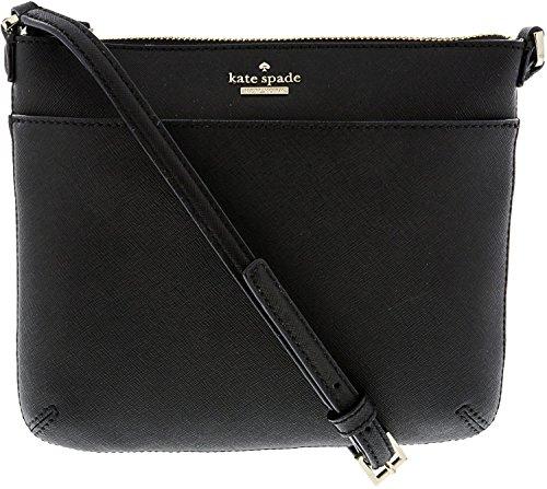 Kate Spade New York Women's Cameron Street Tenley Cross Body Bag, Black, One Size