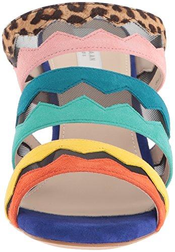 Cole Haan Mujeres Emilia High Slide Sandal Ocelot