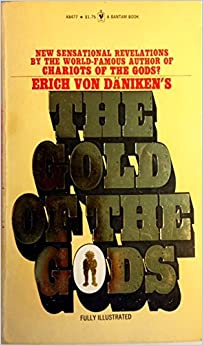 Book The Gold of the Gods