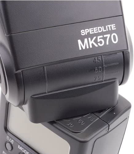 Generic MK-570 Wireless Multiple sycn Speedlite//Flash Light FOR Nikon