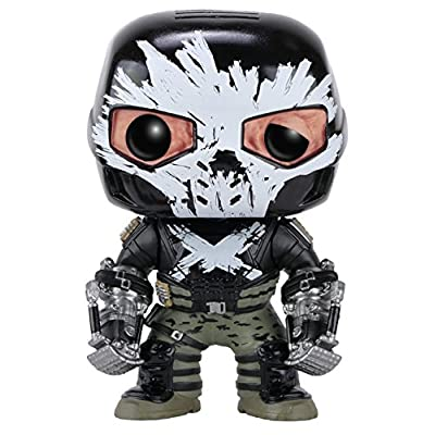 Funko POP Marvel: Captain America 3: Civil War Action Figure - Crossbones: Funko Pop! Marvel:: Toys & Games
