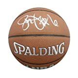 Julius 'Dr J' Erving Autographed Spalding NBA Basketball (Short Sig) - PSA