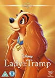 Lady and the Tramp (1955) (Limited Edition Artwork Sleeve) [DVD]