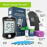 AUVON DS-W Glucose Monitor, Blood Sugar Test