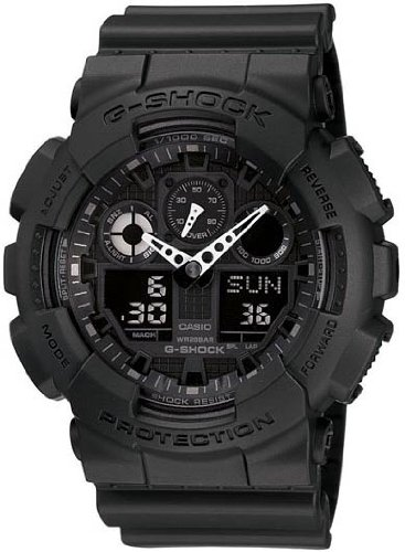 Casio G-Shock Men's Big Combi Military Series Watch, Black, One Size (The Best Smart Watches In The World)