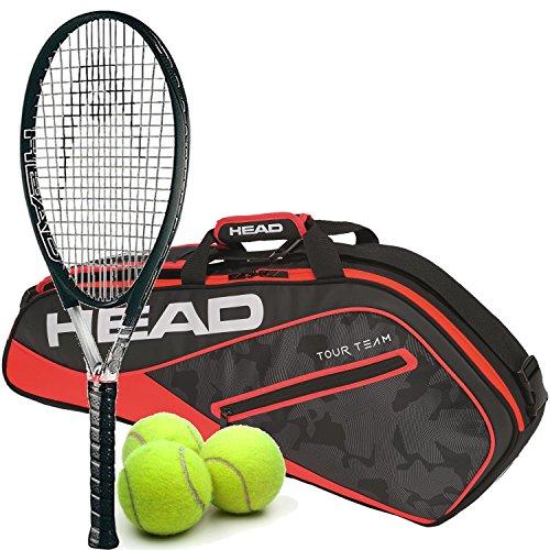 HEAD Titanium Ti S6 Extended/Oversized 16x19 Tennis Racquet (4 1/4
