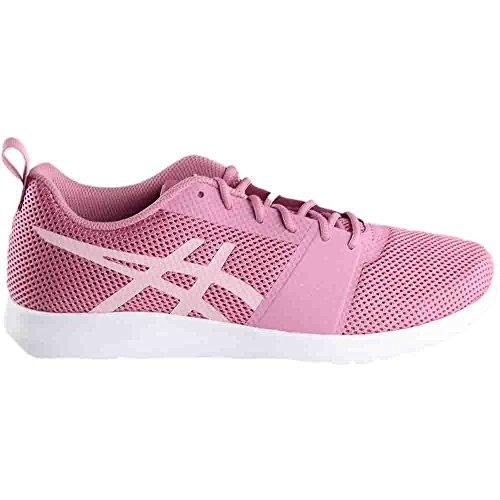 ASICS Kanmei MX Shoe Womens Casual Polignac/Parfait Pink/White OqGUX4w5GV