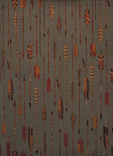 Arrow Rug (United Weavers of America Affinity Quilted Arrow 5'3