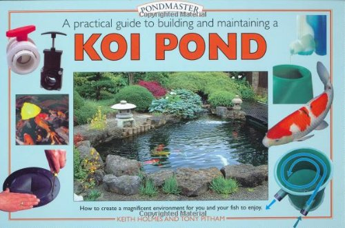 Compare price to building a koi pond for Koi pond price