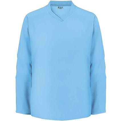 Amazon.com   FIRSTAR Rink Hockey Jersey (Powder Blue)   Sports ... bc59b4886ad