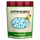 blue jordan almonds - Sincerely Nuts Blue Jordan Almonds – Two Lb. Bag - Deliciously Sweet with Nutty Crunch – Nutritious Protein & Fiber Filled Snack- Kosher Certified & Freshness Sealed