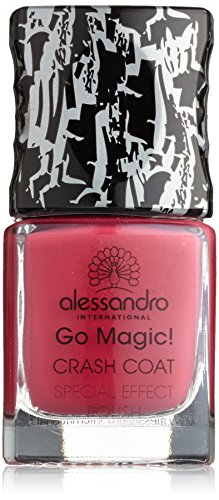 alessandro Go Magic Crash Coat pink Effektlack, 1er Pack (1 x 10 ml)