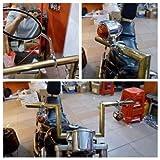 Aluminum Motorcycle 1inch 25mm Turn Signal Light