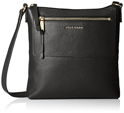 Cole Haan Acadia Leather Cross-Body Bag - Import It All