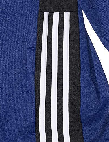 Azul pes negro Adidas Regi18 Mixed Kids deportiva Chaqueta xtwYvYq6P