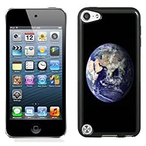 New Personalized Custom Designed For iPod Touch 5th Phone Case For Blue Earth 01 Phone Case Cover hjbrhga1544