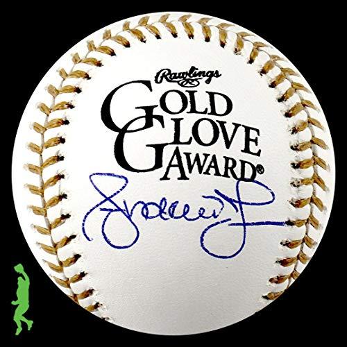Andruw Jones Autographed Baseball - Rawlings Coa - PSA/DNA Certified - Autographed Baseballs