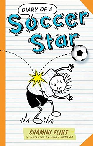 book cover of Diary of a Soccer Star