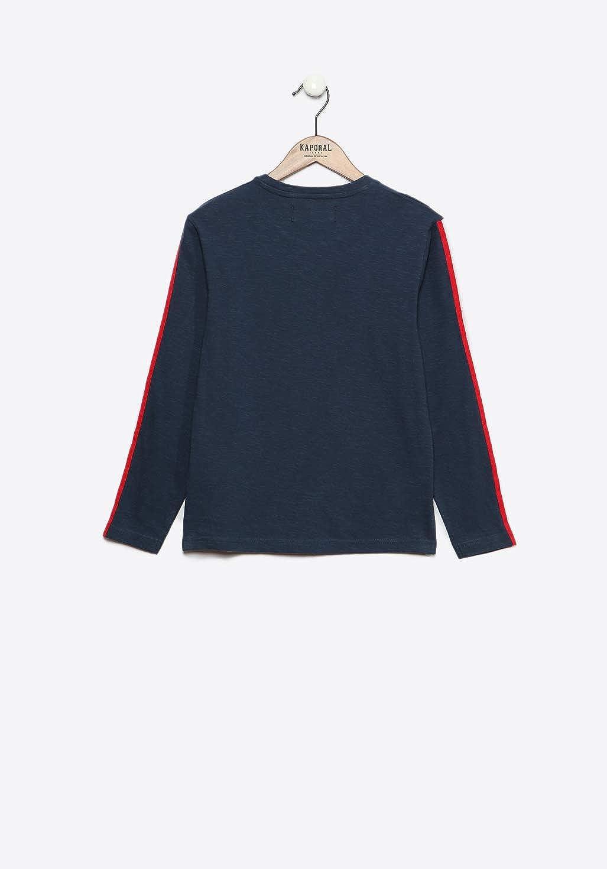 T-Shirt /à Manches Longues Bodor Kaporal Gar/çon