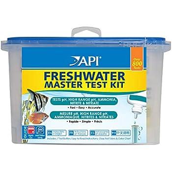 Amazon Com Api Freshwater Master Test Kit 800 Test