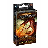 Fantasy Flight Games Warhammer Invasion Living Card Game-Days of Blood Battle Pack
