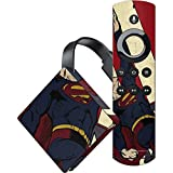 Superman Fire TV Skin - Superman American Flag | DC Comics X Skinit Skin