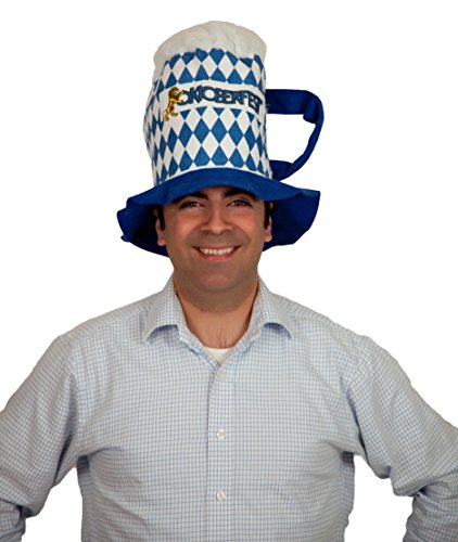 Oktoberfest Stein Party Hat