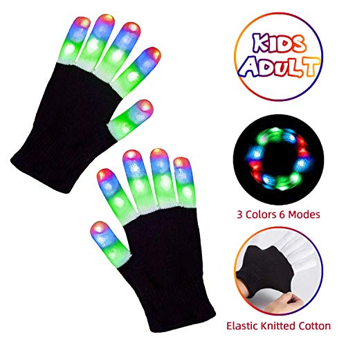 Aubllo LED Gloves Light
