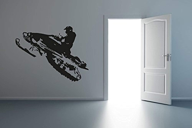 extreme snowmobile decal  polaris artic cat Yahama