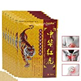 #10: Sumifun Pain Relieving Patches Chinese Medicine Capsicum Plaster Muscle(16 Bags/128 Pcs) & Joint Pain Killer Tigger Plaster Arthritis Pain Relief Medications