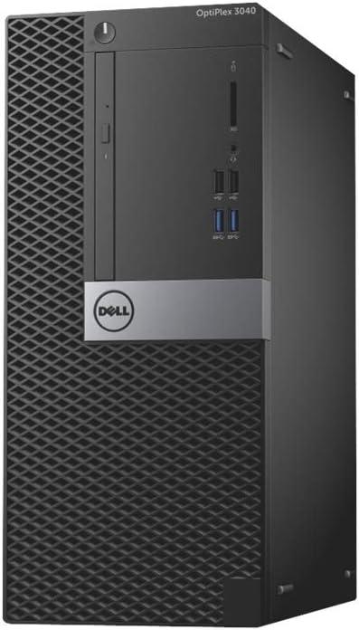 Dell OptiPlex Opti3040-1765MT Desktop (Intel Core i5, 8GB RAM, 1TB HDD, Windows 7 Pro)