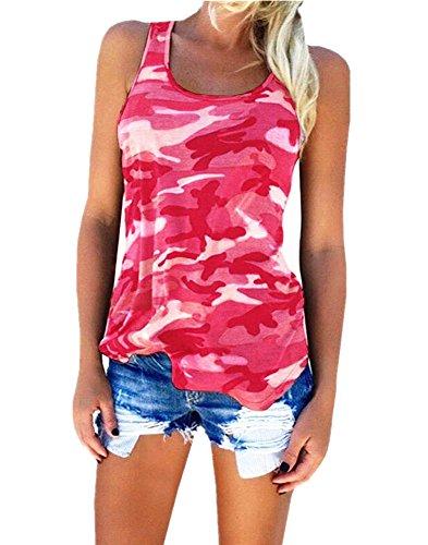 Pink Tank Top Shirt - 9