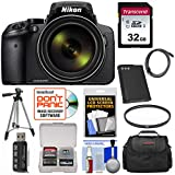 Nikon Coolpix P900 Wi-Fi 83x Zoom Digital Camera with 32GB Card + Battery + Case + Tripod + Filter + HDMI Cable + Kit Review