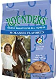 KENT NUTRITION GROUP-BSF 1240 Molasses Rounder's Horse Treat, 30 oz